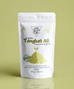 Organic Tongkat ali powder high quality the little herbalist